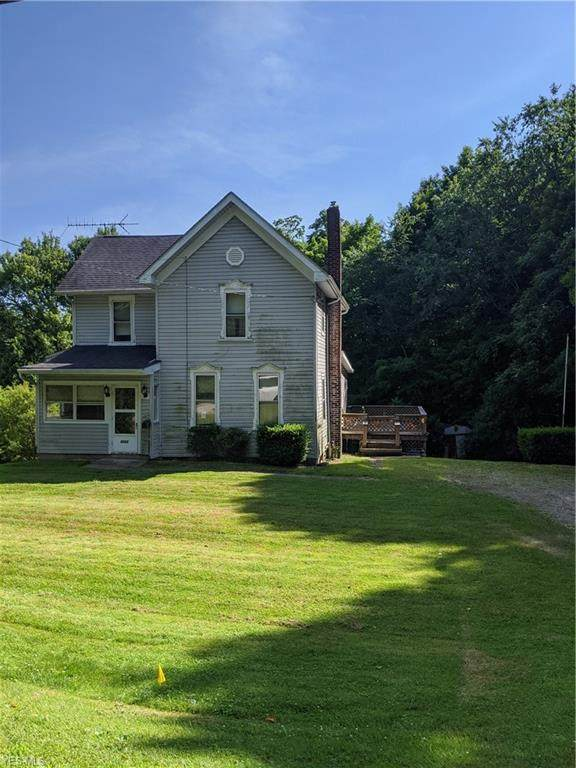 4468 W Prospect Street, Mantua, OH 44255 (MLS #4205706) :: The Art of Real Estate