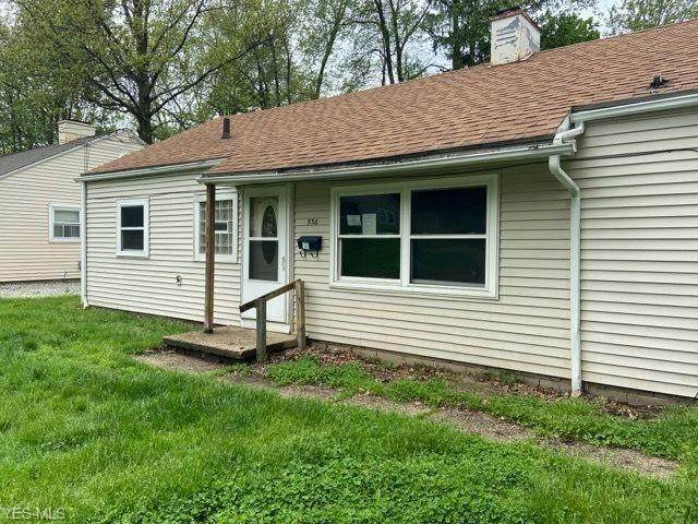 936 Cree Avenue, Akron, OH 44305 (MLS #4205776) :: RE/MAX Valley Real Estate
