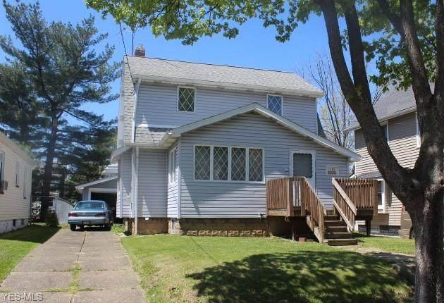 1148 Tulip Street, Akron, OH 44301 (MLS #4206322) :: Keller Williams Chervenic Realty