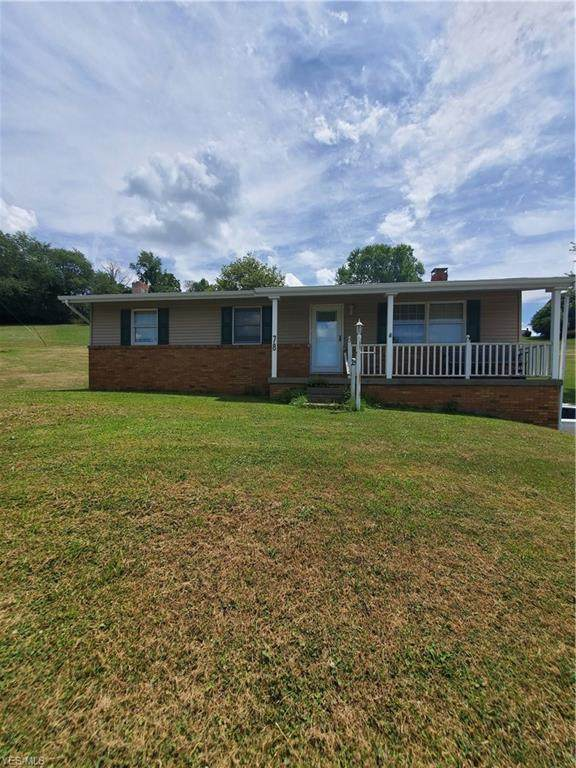 78 Quaker Street, Smithfield, OH 43948 (MLS #4206668) :: RE/MAX Trends Realty
