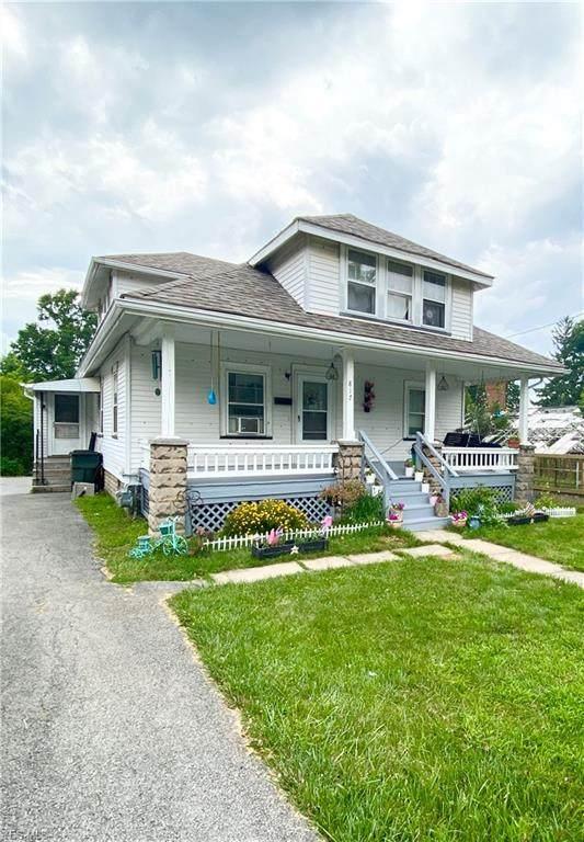 817 N Lincoln Avenue, Salem, OH 44460 (MLS #4206866) :: Keller Williams Legacy Group Realty