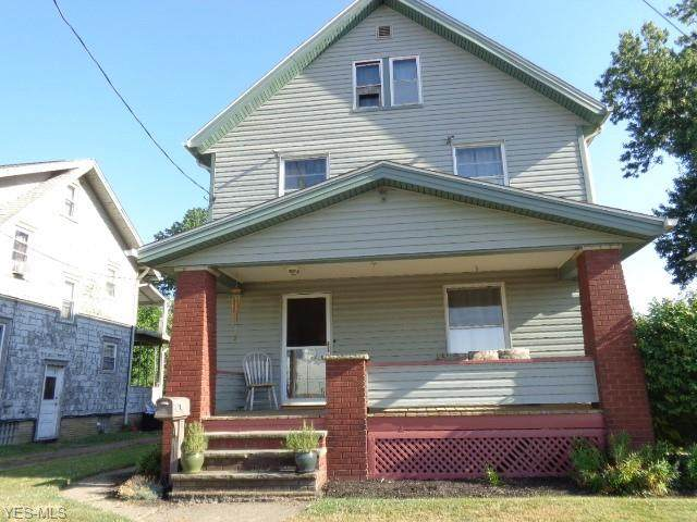 1210 22nd Street NW, Canton, OH 44709 (MLS #4206936) :: The Art of Real Estate