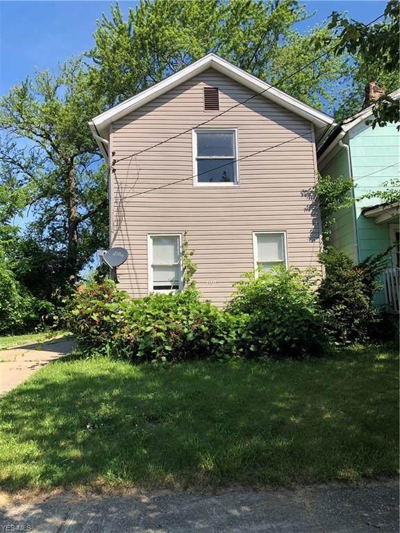 1307 W 8th Street, Ashtabula, OH 44004 (MLS #4207471) :: The Art of Real Estate