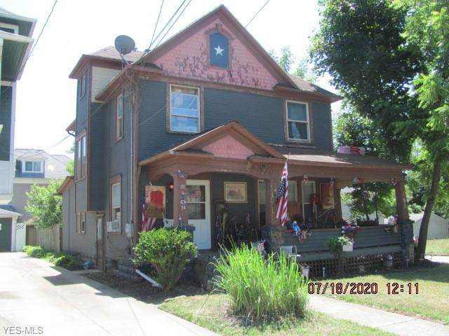 433 Wooster Road N, Barberton, OH 44203 (MLS #4207495) :: The Crockett Team, Howard Hanna