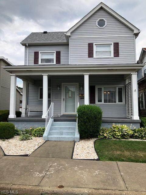 1068 Virginia Avenue, Follansbee, WV 26037 (MLS #4207964) :: The Art of Real Estate