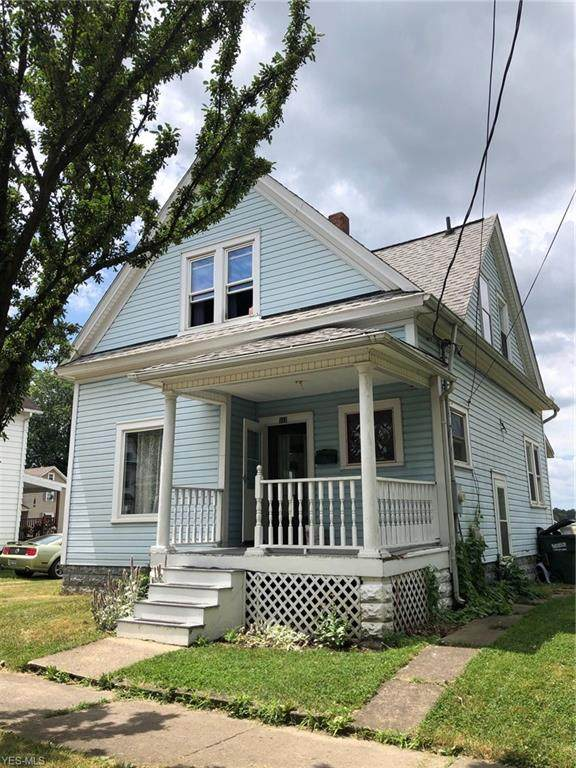 313 Mcgill Street, Orrville, OH 44667 (MLS #4207986) :: The Art of Real Estate