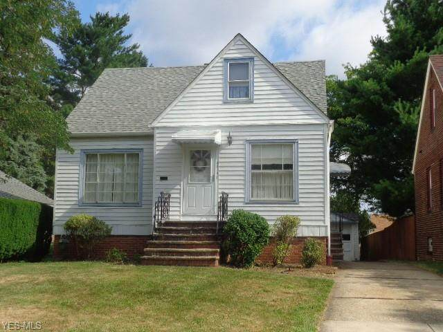8014 Fernhill Avenue, Parma, OH 44129 (MLS #4208480) :: Select Properties Realty