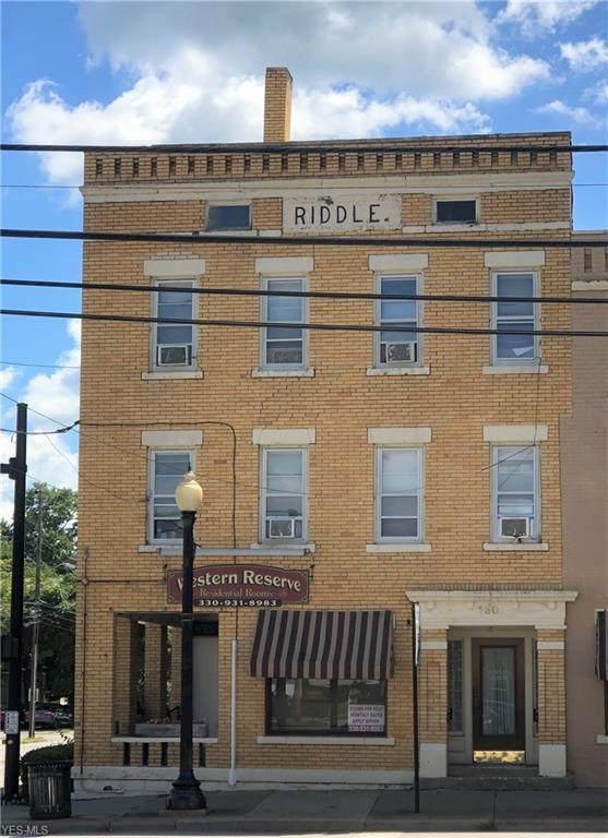 128 N Chestnut Street, Ravenna, OH 44266 (MLS #4209299) :: The Art of Real Estate