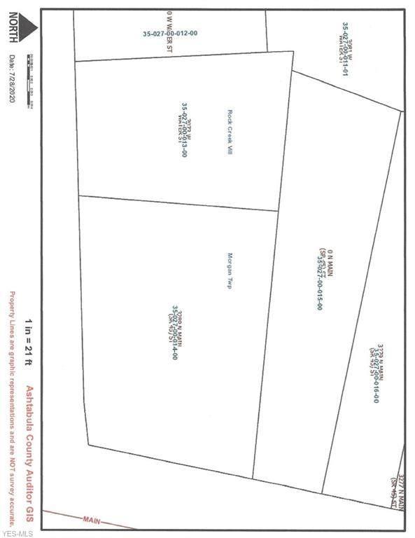 3259 N Main Street, Rock Creek, OH 44084 (MLS #4209788) :: The Art of Real Estate