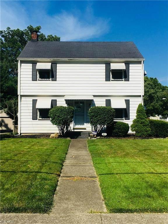831 John Street, Niles, OH 44446 (MLS #4209941) :: The Holden Agency