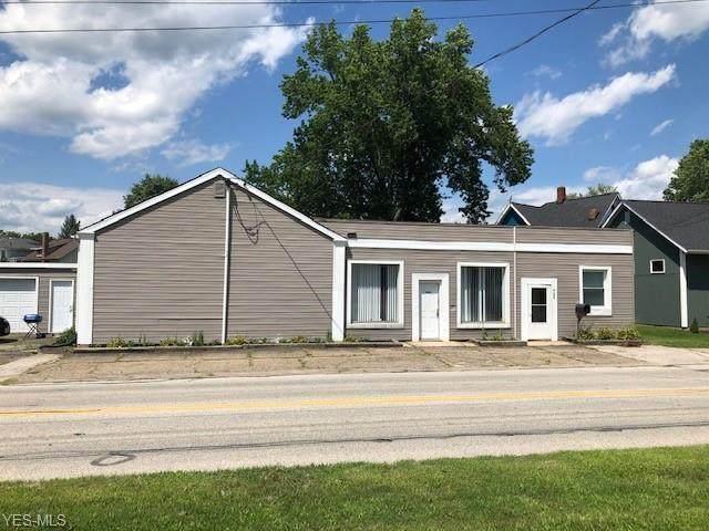 422 Highland Street, Ravenna, OH 44266 (MLS #4210099) :: The Art of Real Estate