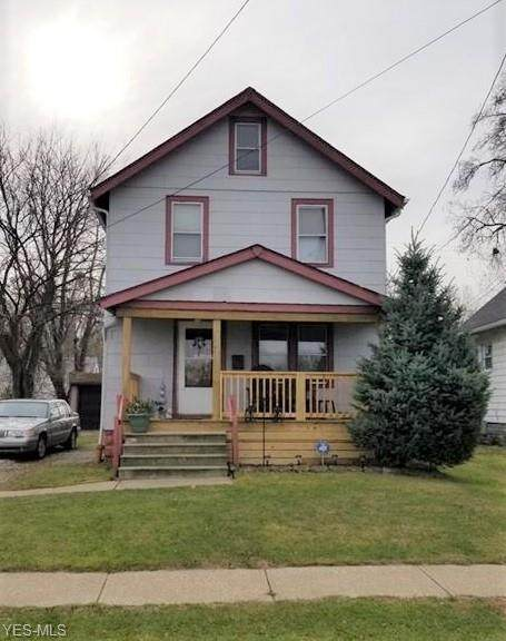 12613 Hirst Avenue, Cleveland, OH 44135 (MLS #4210162) :: The Art of Real Estate