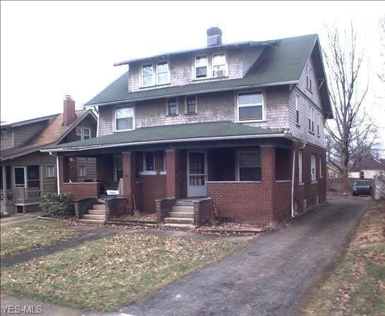 526-528 Woodbine Avenue SE, Warren, OH 44483 (MLS #4210637) :: The Art of Real Estate