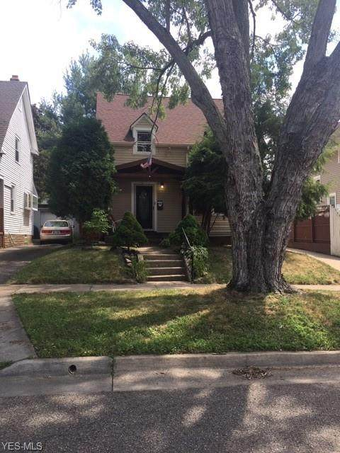 1363 Girard Street, Akron, OH 44301 (MLS #4210916) :: The Art of Real Estate