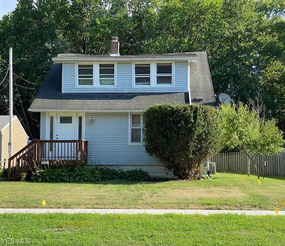 171 West Street, Berea, OH 44017 (MLS #4210964) :: The Art of Real Estate