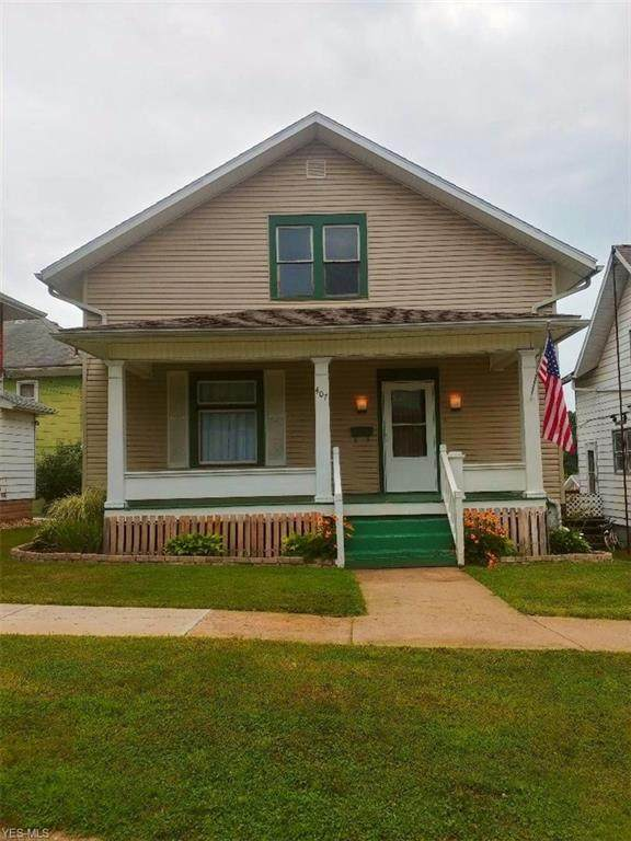 407 N 15th Street N, Cambridge, OH 43725 (MLS #4210996) :: The Art of Real Estate