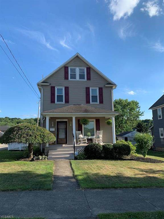 627 Alice Street, East Palestine, OH 44413 (MLS #4211323) :: The Holden Agency
