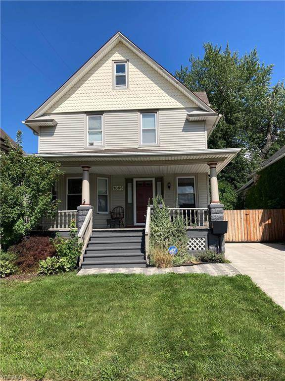 1895 W 58 Street, Cleveland, OH 44102 (MLS #4211414) :: The Crockett Team, Howard Hanna