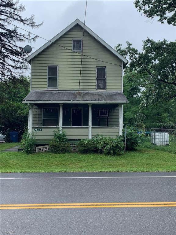 2634 Salt Springs Road, Girard, OH 44420 (MLS #4211422) :: RE/MAX Edge Realty