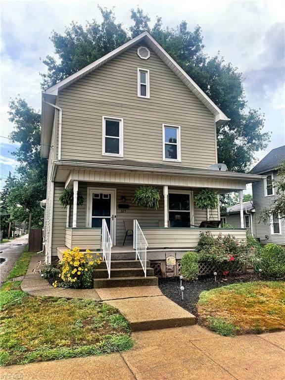 325 Belmont Avenue NW, New Philadelphia, OH 44663 (MLS #4211674) :: Select Properties Realty
