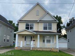 4720 Lawrence Avenue, Garfield Heights, OH 44125 (MLS #4212188) :: The Crockett Team, Howard Hanna