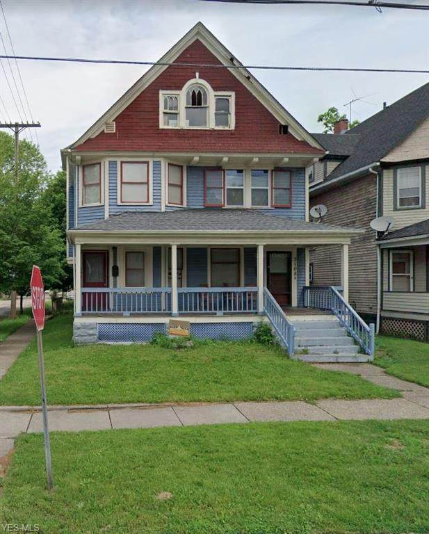 3108 Daisy Avenue, Cleveland, OH 44109 (MLS #4212933) :: The Holden Agency