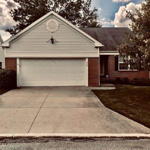 438 W Heritage Drive #10, Cuyahoga Falls, OH 44223 (MLS #4213134) :: RE/MAX Above Expectations