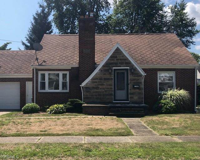 1548 Canadian Avenue, Akron, OH 44306 (MLS #4213741) :: The Art of Real Estate