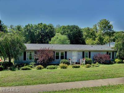 5760 Main Street SE, New Philadelphia, OH 44663 (MLS #4214330) :: Keller Williams Chervenic Realty