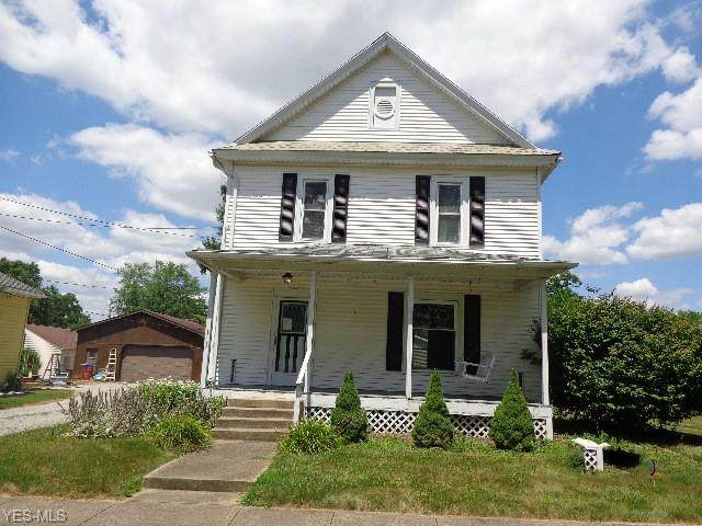 121 Burbank Street, Creston, OH 44217 (MLS #4214466) :: The Art of Real Estate