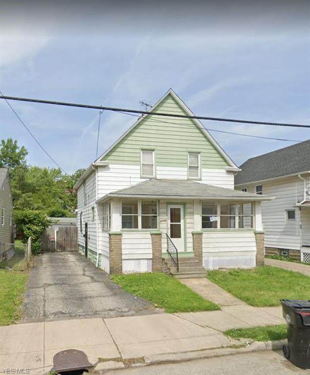 2158 W 105th Street, Cleveland, OH 44102 (MLS #4214893) :: Keller Williams Chervenic Realty
