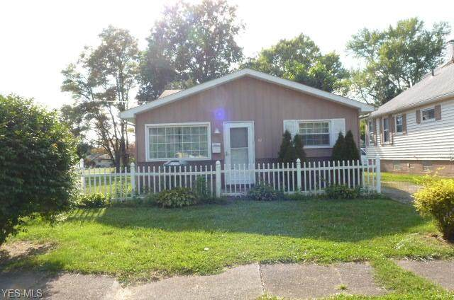 92 Buell Avenue, Campbell, OH 44405 (MLS #4216531) :: RE/MAX Trends Realty