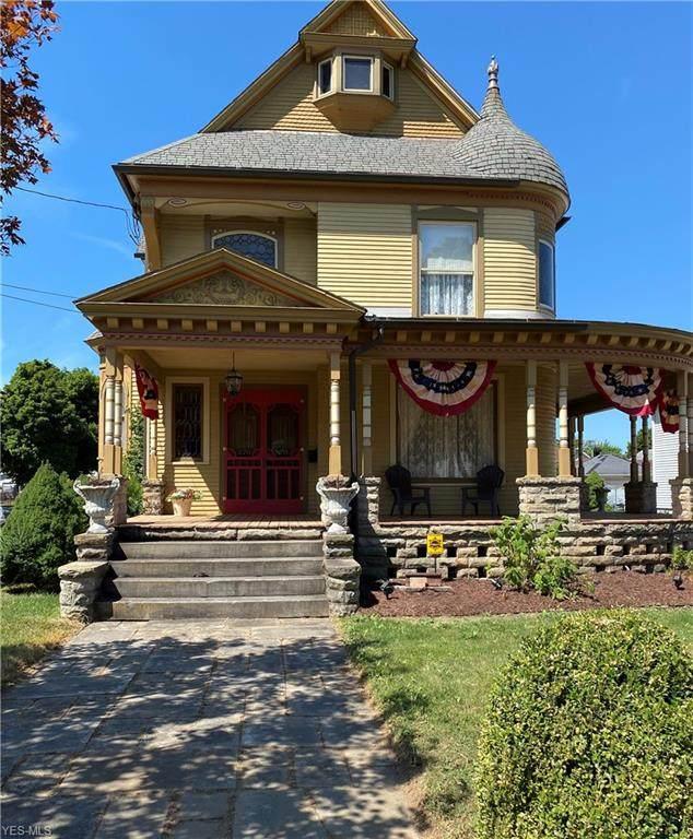 276 Southwest Street, Bellevue, OH 44811 (MLS #4216639) :: RE/MAX Valley Real Estate