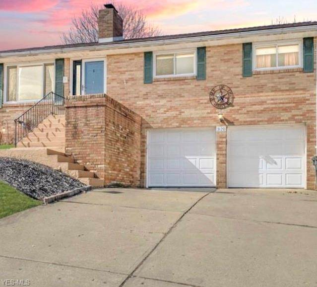 3120 Whitehaven Boulevard, Steubenville, OH 43952 (MLS #4216929) :: The Art of Real Estate