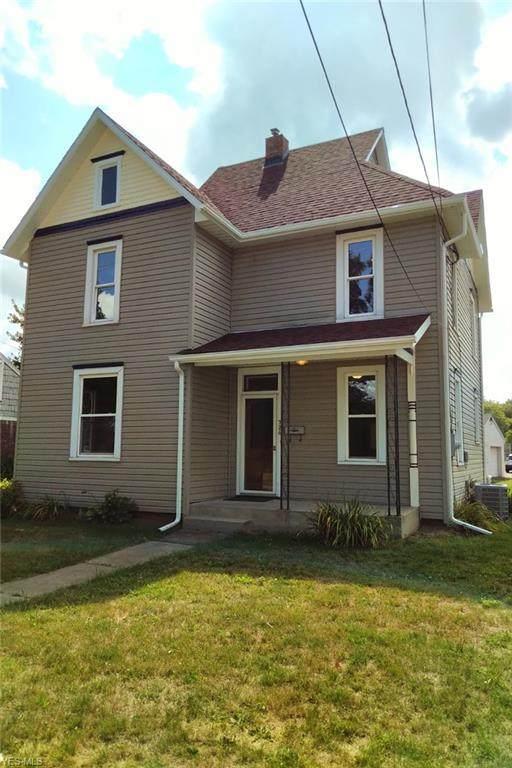 726 E Gorgas Street, Louisville, OH 44641 (MLS #4217219) :: Keller Williams Chervenic Realty