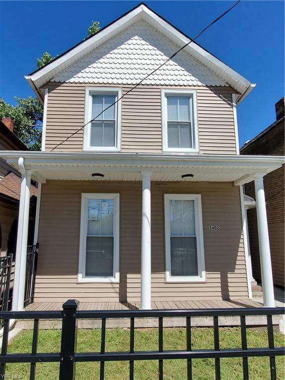 5402 Tillman Avenue, Cleveland, OH 44102 (MLS #4217243) :: RE/MAX Trends Realty