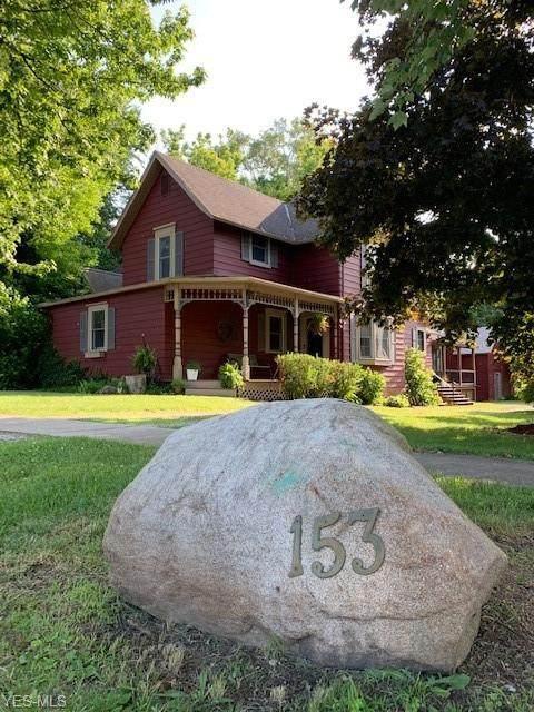 153 Ridge Street N, Monroeville, OH 44847 (MLS #4217311) :: Tammy Grogan and Associates at Cutler Real Estate