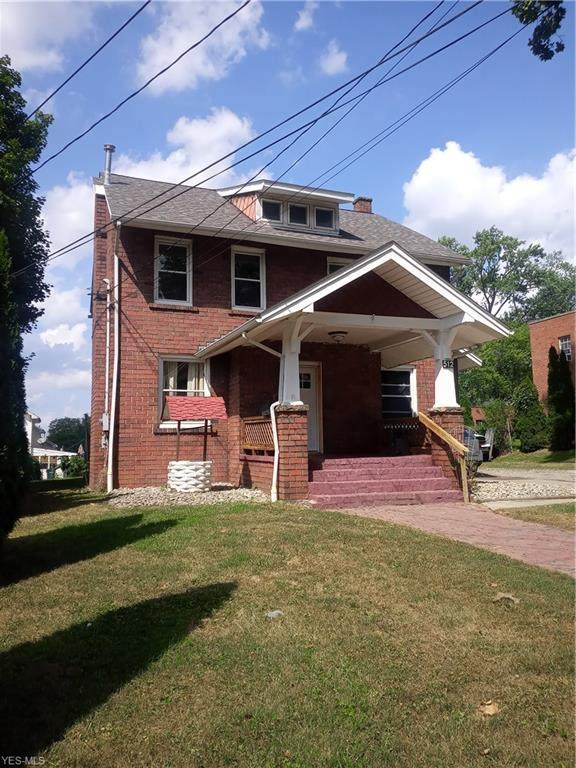 512 E Liberty Street, Hubbard, OH 44425 (MLS #4217470) :: Keller Williams Chervenic Realty