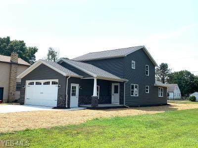 316 N Maple Street, Gnadenhutten, OH 44629 (MLS #4218119) :: Select Properties Realty