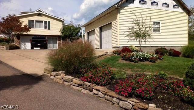23204 W 23rd Street, Bellaire, OH 43906 (MLS #4219516) :: Keller Williams Chervenic Realty