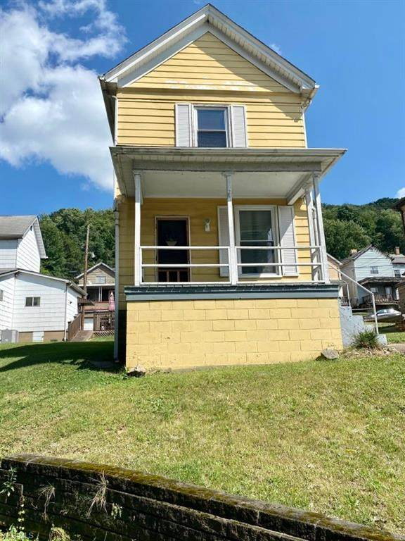 1044 Neville Street, Follansbee, WV 26037 (MLS #4219623) :: Keller Williams Chervenic Realty
