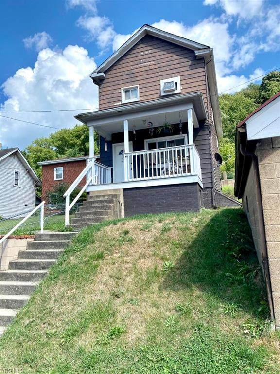 1062 Clifton Street, Follansbee, WV 26037 (MLS #4219630) :: Keller Williams Chervenic Realty