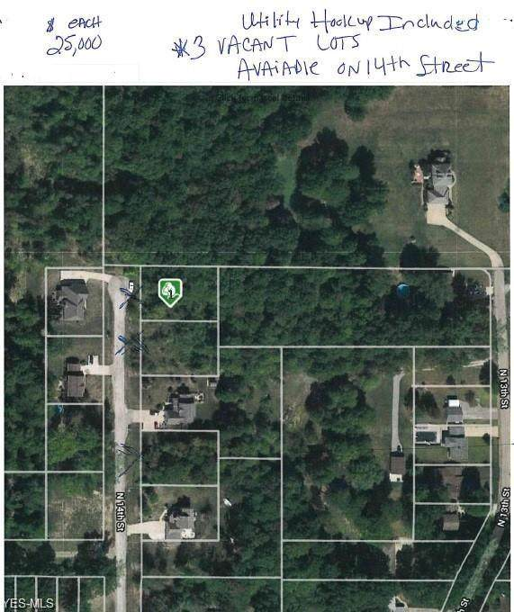 14th Street, Sebring, OH 44672 (MLS #4220521) :: The Holden Agency