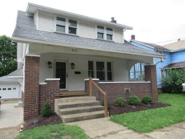 511 W Lincolnway, Minerva, OH 44657 (MLS #4221017) :: Keller Williams Chervenic Realty