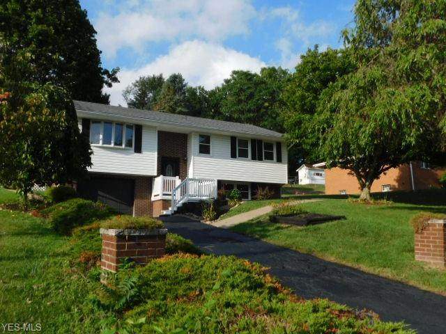 45 Harold Street, Steubenville, OH 43952 (MLS #4221175) :: The Jess Nader Team | RE/MAX Pathway