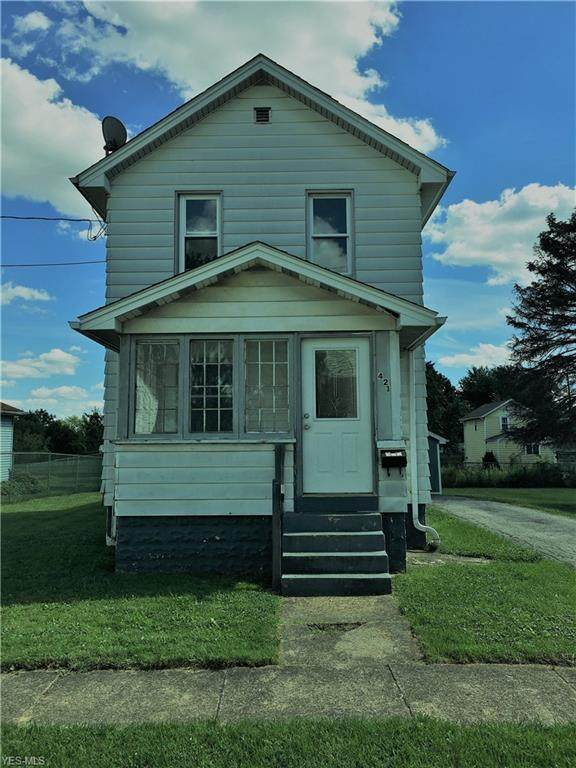 423 Imperial Street, Youngstown, OH 44509 (MLS #4221193) :: RE/MAX Trends Realty