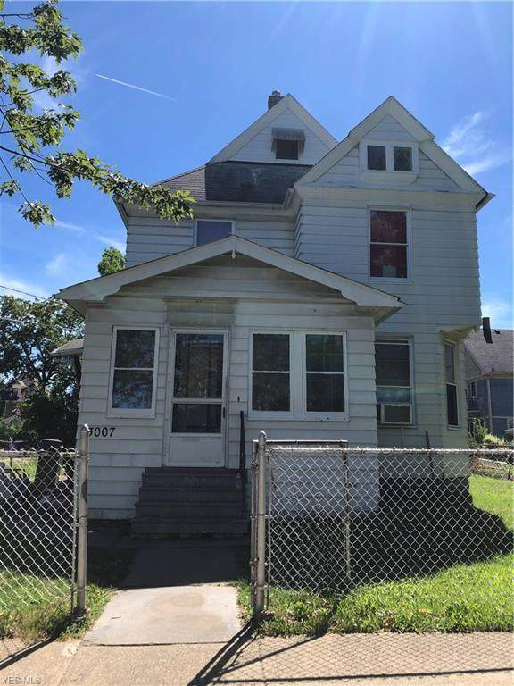 3007 Riverside Avenue, Cleveland, OH 44109 (MLS #4221312) :: RE/MAX Trends Realty