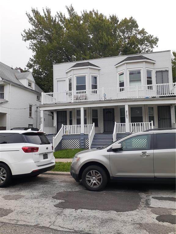 2105-2109 W 93rd Street, Cleveland, OH 44102 (MLS #4221864) :: Keller Williams Chervenic Realty