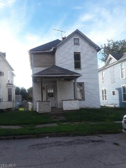 1409 Beaver Street, Parkersburg, WV 26101 (MLS #4221910) :: The Holly Ritchie Team