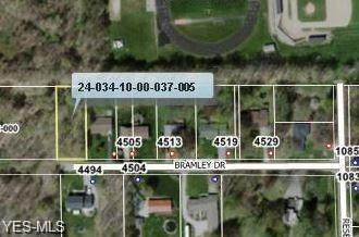 V/L Bramley Drive, Mantua, OH 44255 (MLS #4221932) :: RE/MAX Trends Realty